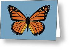 74- Monarch Butterfly Greeting Card