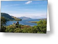 76. Eilean Donan Castle, Scotland Greeting Card