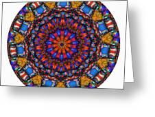 790-04-2015 Talisman Greeting Card