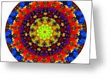 799-04-2015 Talisman Greeting Card