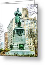 7th Regiment New York 1861 1865 Greeting Card