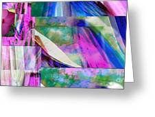 Art In Nature, Florals Greeting Card