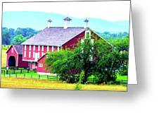 Codori Barn Greeting Card