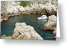 Croatia, Dubrovnik Greeting Card