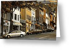 Greenwich Avenue Greeting Card