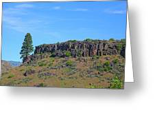 Idaho Landscape Greeting Card