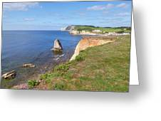 Isle Of Wight - England Greeting Card