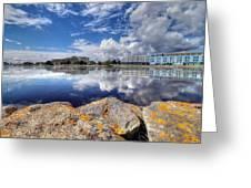 Kuressare, Estonia Greeting Card