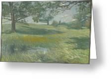 Meadows Greeting Card