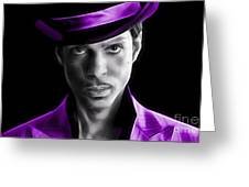 Prince Tribute Greeting Card