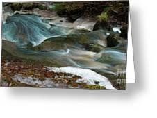 Rapids Greeting Card