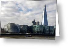 Southwark Skyline Greeting Card
