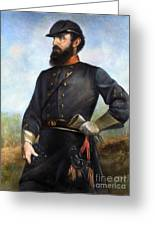 Stonewall Jackson Greeting Card by Granger
