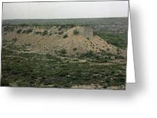 Texas Scenic Landscape Greeting Card