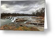 Grand Falls Greeting Card