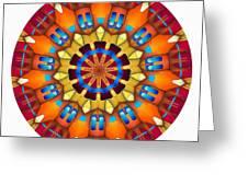 810-04-2015 Talisman Greeting Card