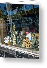 8241- Little Havana Store Greeting Card
