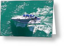 Key West Race Week Greeting Card