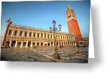 Venice Italy Greeting Card