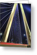 Arthur Ravenel Jr. Bridge  Greeting Card