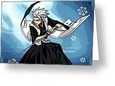 Bleach Greeting Card