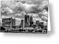 Charlotte North Carolina Greeting Card