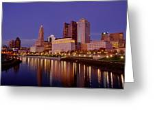 Columbus, Ohio Greeting Card