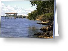 Indian River Lagoon Greeting Card