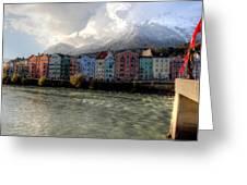 Innsbruck Austria Greeting Card