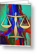 Law Office Collection Greeting Card