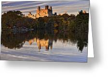 New York Central Park Greeting Card