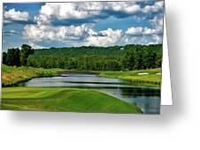 Ross Bridge Golf Course - Hoover Alabama Greeting Card