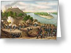 Siege Of Vicksburg, 1863 Greeting Card