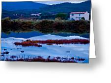 South Of France Series Greeting Card
