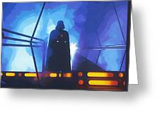 Star Wars Galactic Heroes Poster Greeting Card