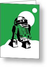 Star Wars R2-d2 Collection Greeting Card