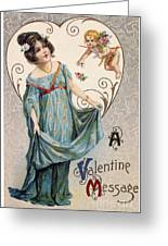 Valentines Day Card Greeting Card