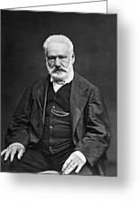 Victor Hugo (1802-1885) Greeting Card