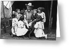 William F. Cody (1846-1917) Greeting Card