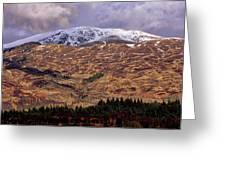 Scotland United Kingdom Uk Greeting Card
