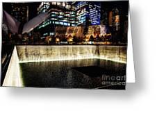 911 Memorial Greeting Card