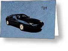 928 Greeting Card