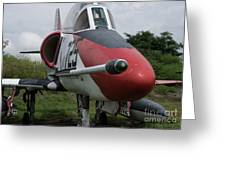A - 4 Skyhawk - 2 Greeting Card