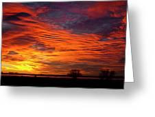 A Beautiful Valentines Sunrise Image Photo Greeting Card