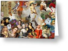 A Brief History Of Women And Dreams Greeting Card