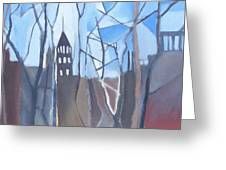 A Brooklyn Church Greeting Card