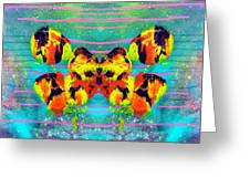A Butterfly For 2006 Greeting Card