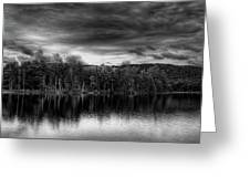 A Calm Day In The Adirondacks Greeting Card