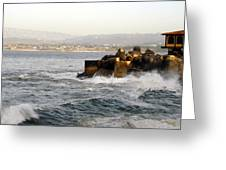 A Cannery Row Autumn Greeting Card