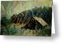 A Chance In The World Movie Dark Barn Crowded Into A Gully Between A Large Rocky Hill And A Grove Of Greeting Card